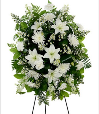Flowers for all occasions, including funerals.