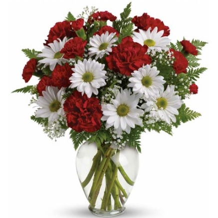 Bouquets from less than $30.00, delivered.
