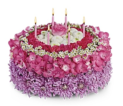 Special designs by local florists, including birthday, wedding and funeral packages.